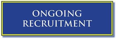 ongoing recruitment