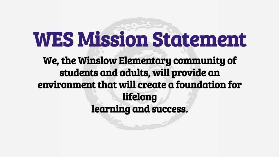 WES Mission Statement