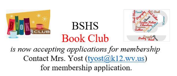 Book Club Application