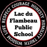 Lac du Flambeau Public School crest