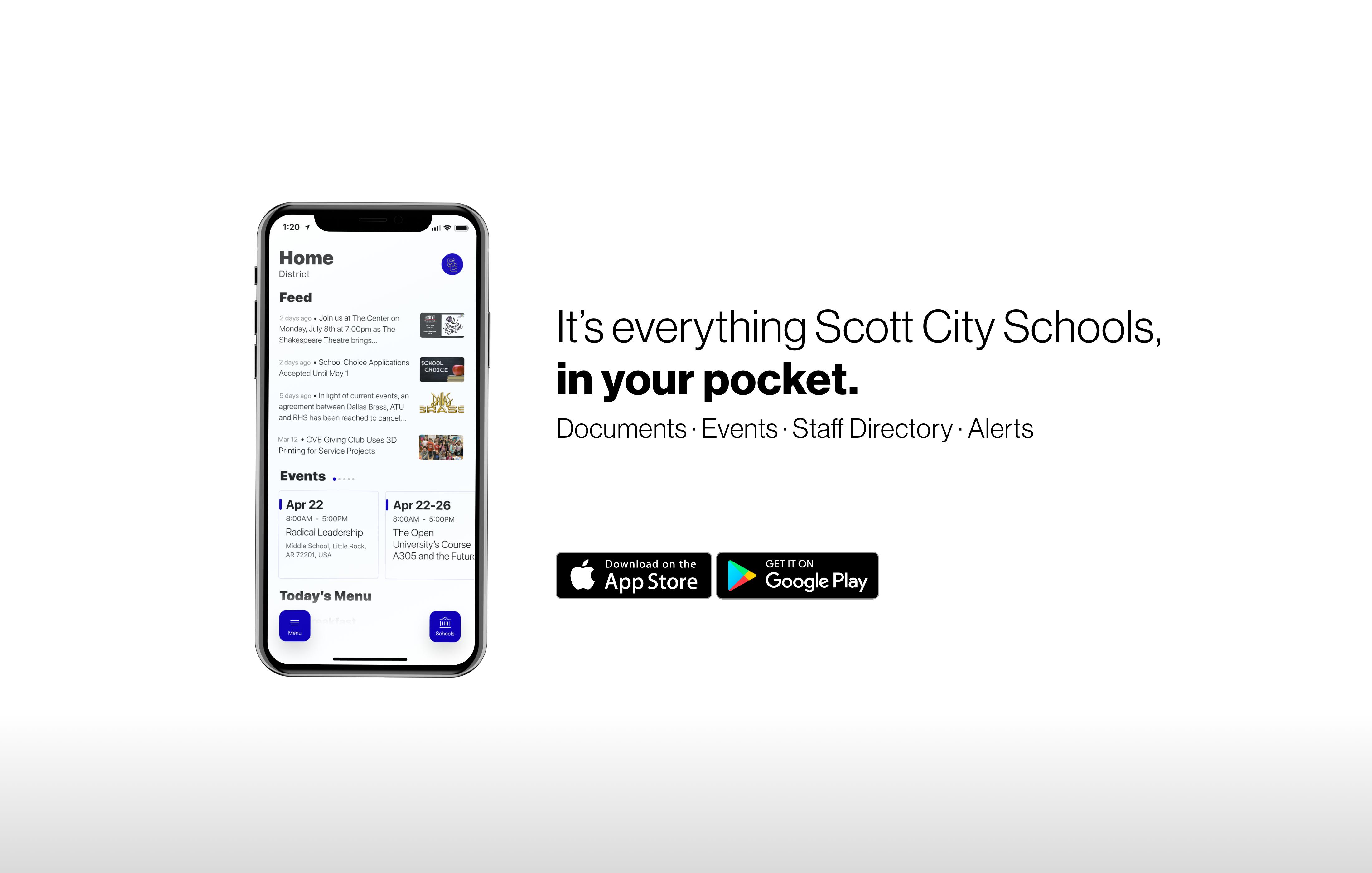 Scott City App Advertisement