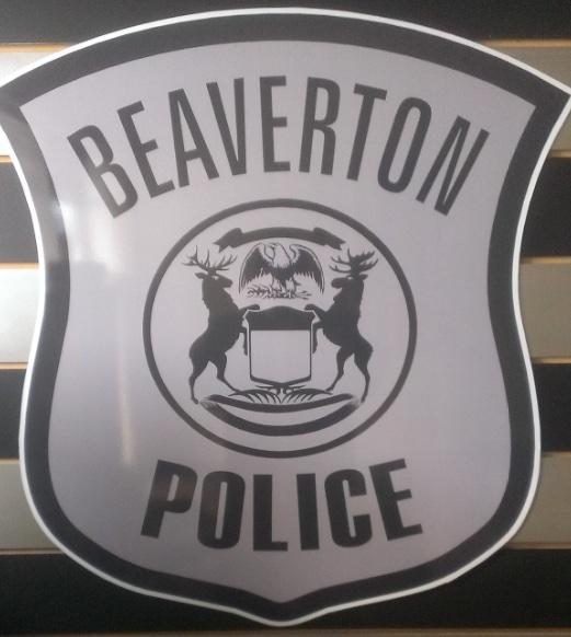 beaverton police logo