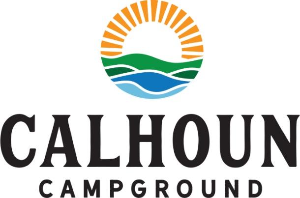 calhoun campground logo