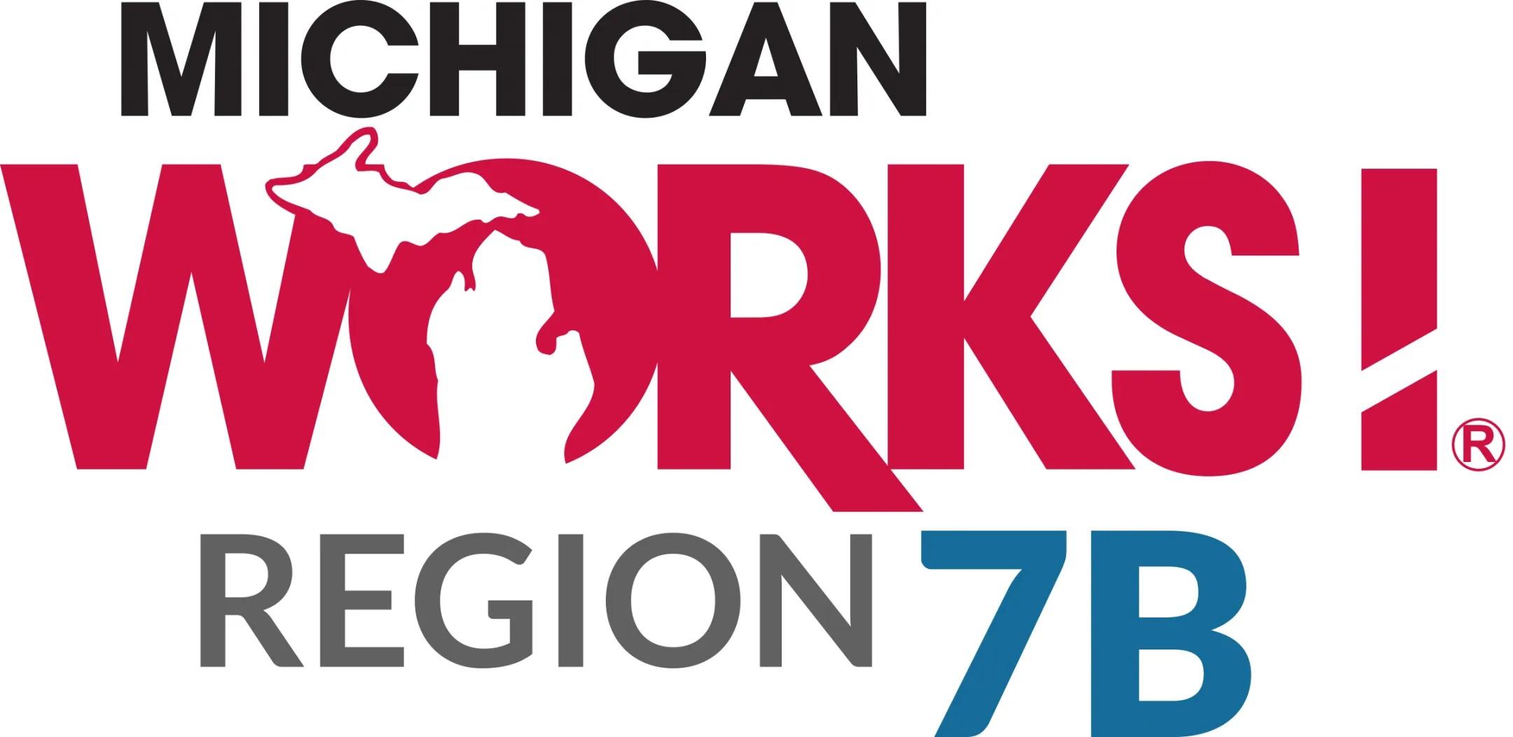 michigan works region 7b