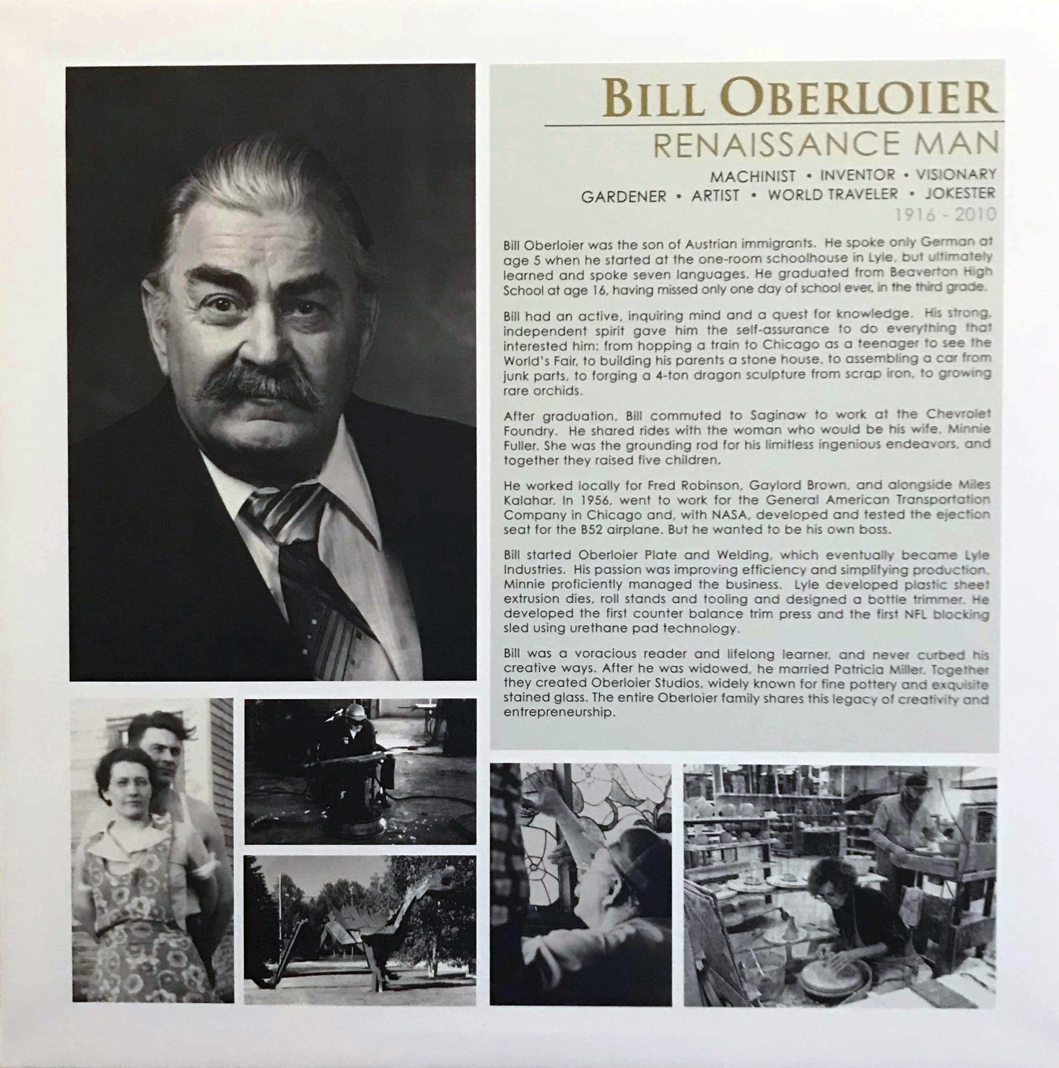 bill oberloier