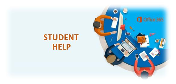O365 Student Help