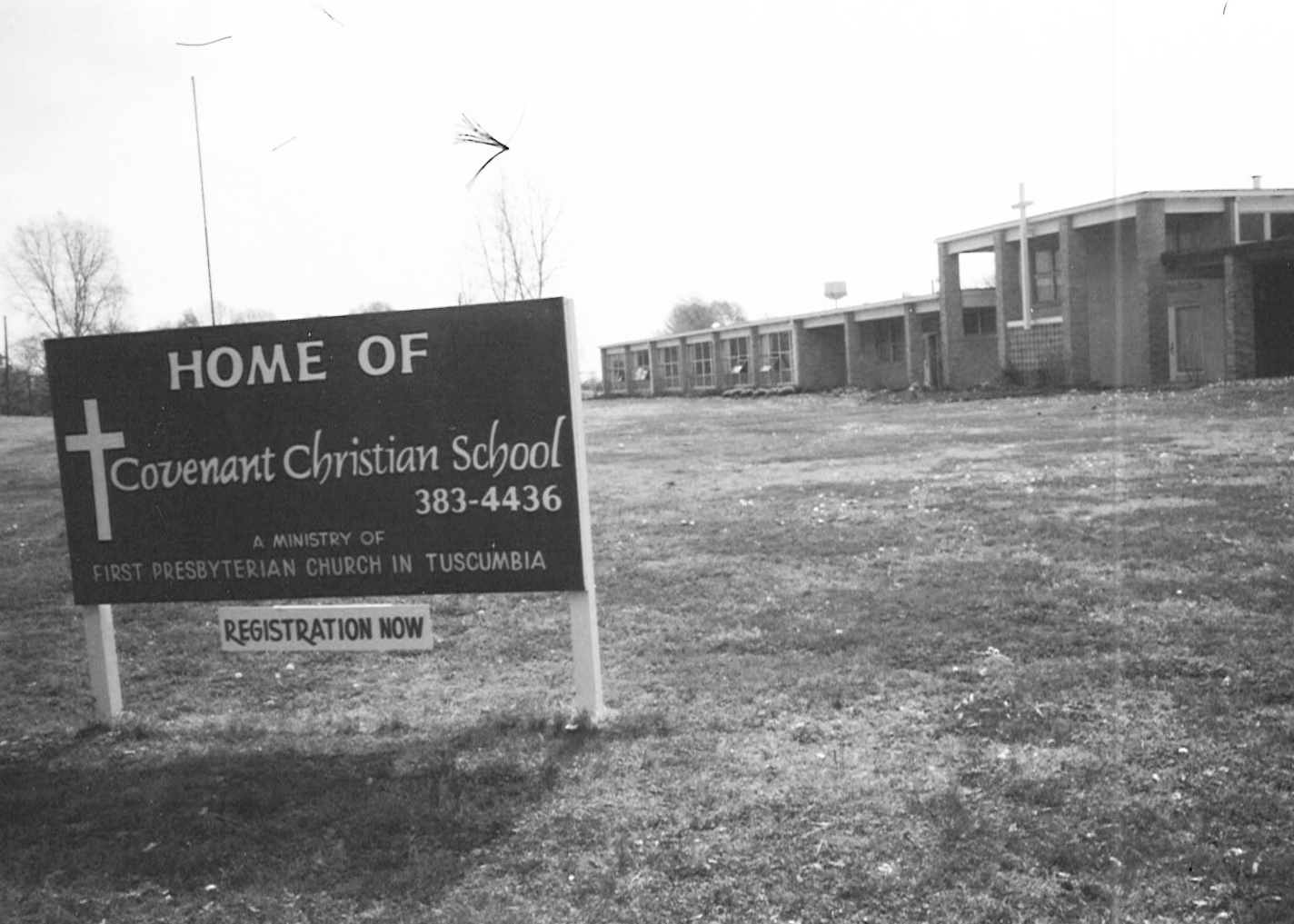 Early days of Covenant Christian