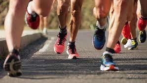 Running Feet