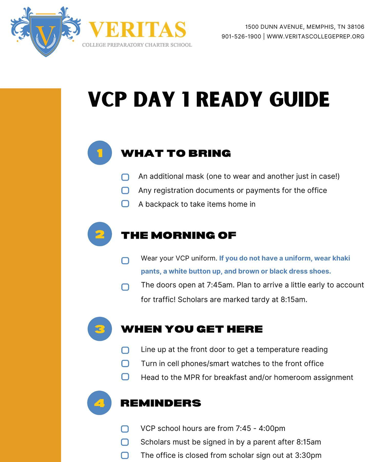 VCP Day 1 Ready Guide