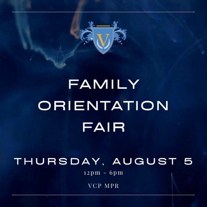 Family Orientation Fair