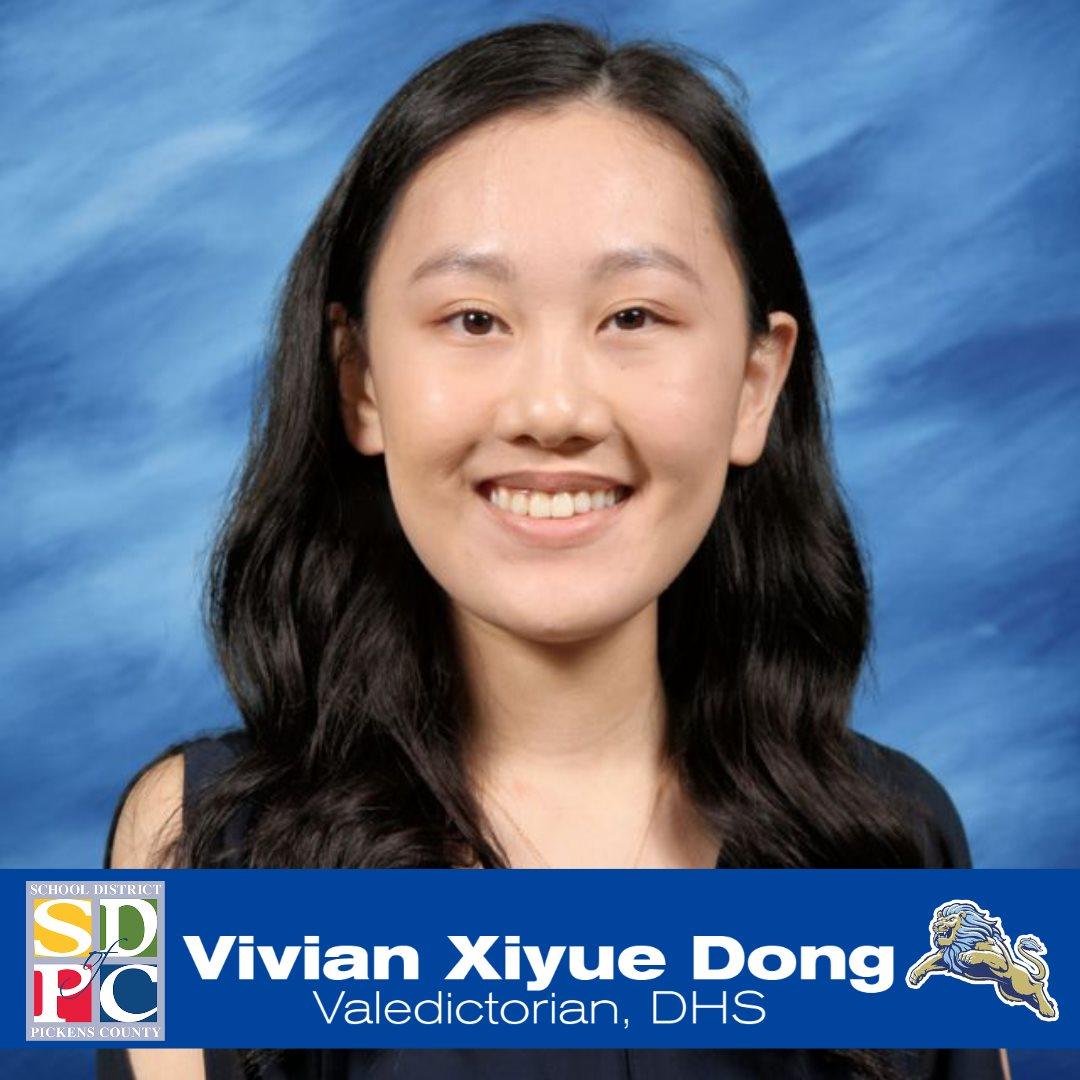 DWD Valedictorian