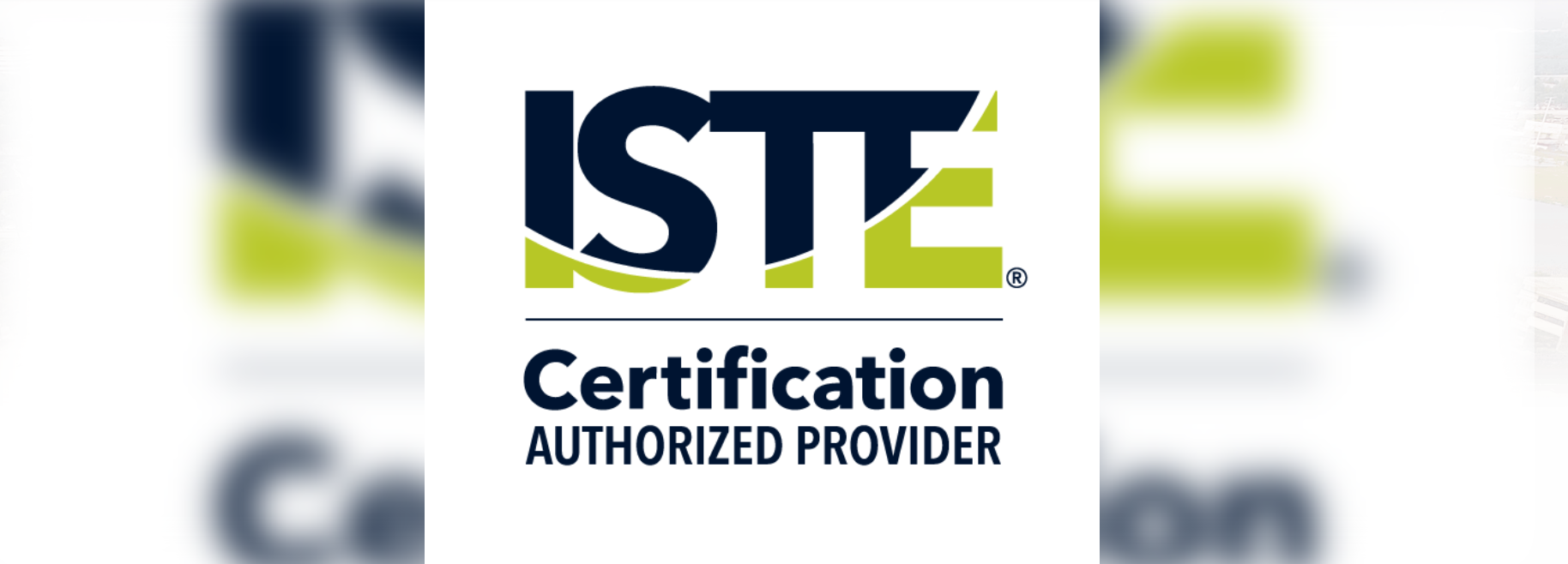 ISTE Certification Program