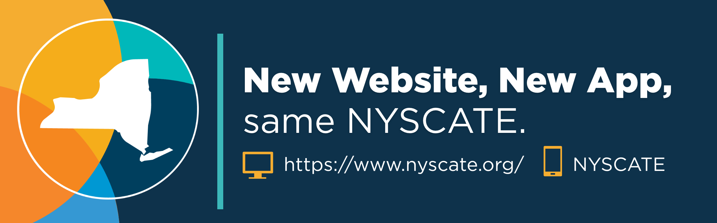 Download the NYSCATE app