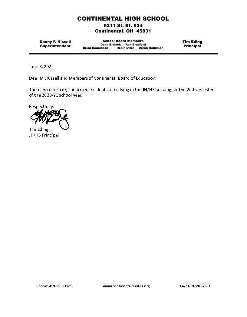 Bullying Report Pg2