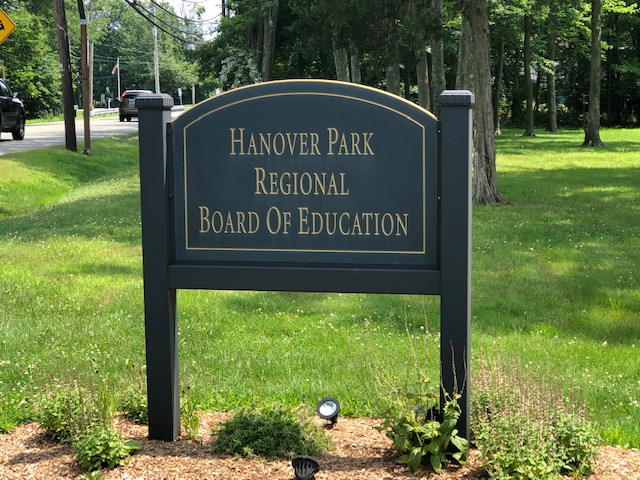 Board Office sign