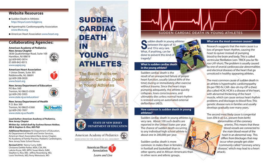 Sudden Cardiac Brochure