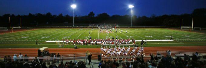 Stadium Lit