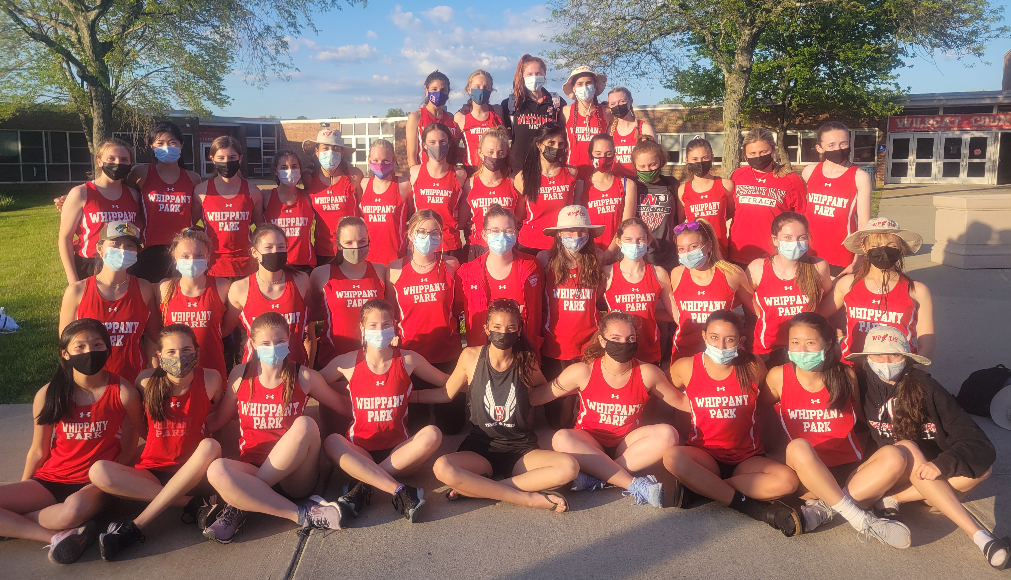 Girls Track conference