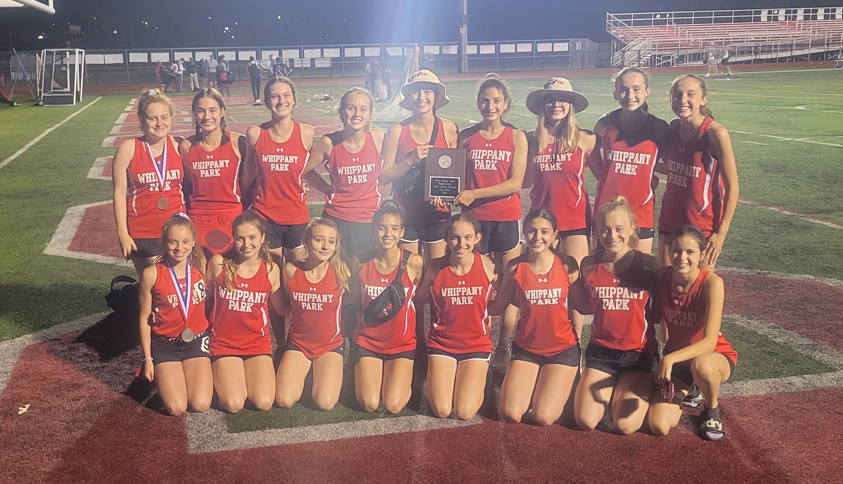 girls track county