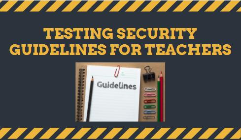 teacher guidelines