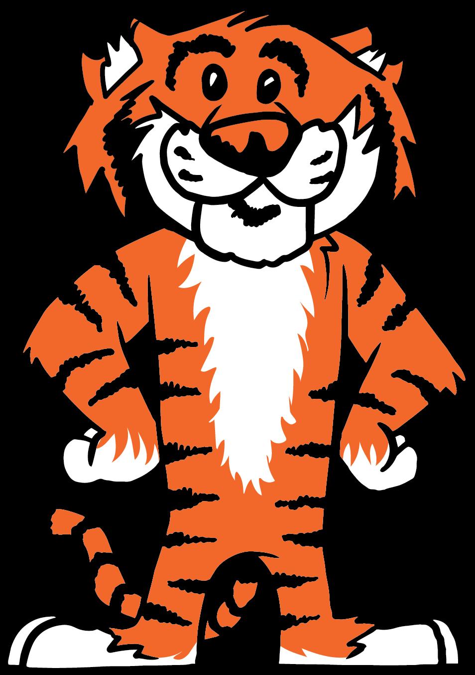 Clemson Elementary Logo