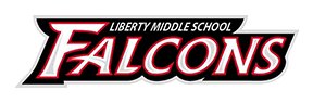 Liberty Middle logo