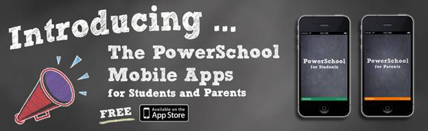 introducing the powerschool mobile apps banner