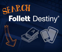 search follett destiny logo