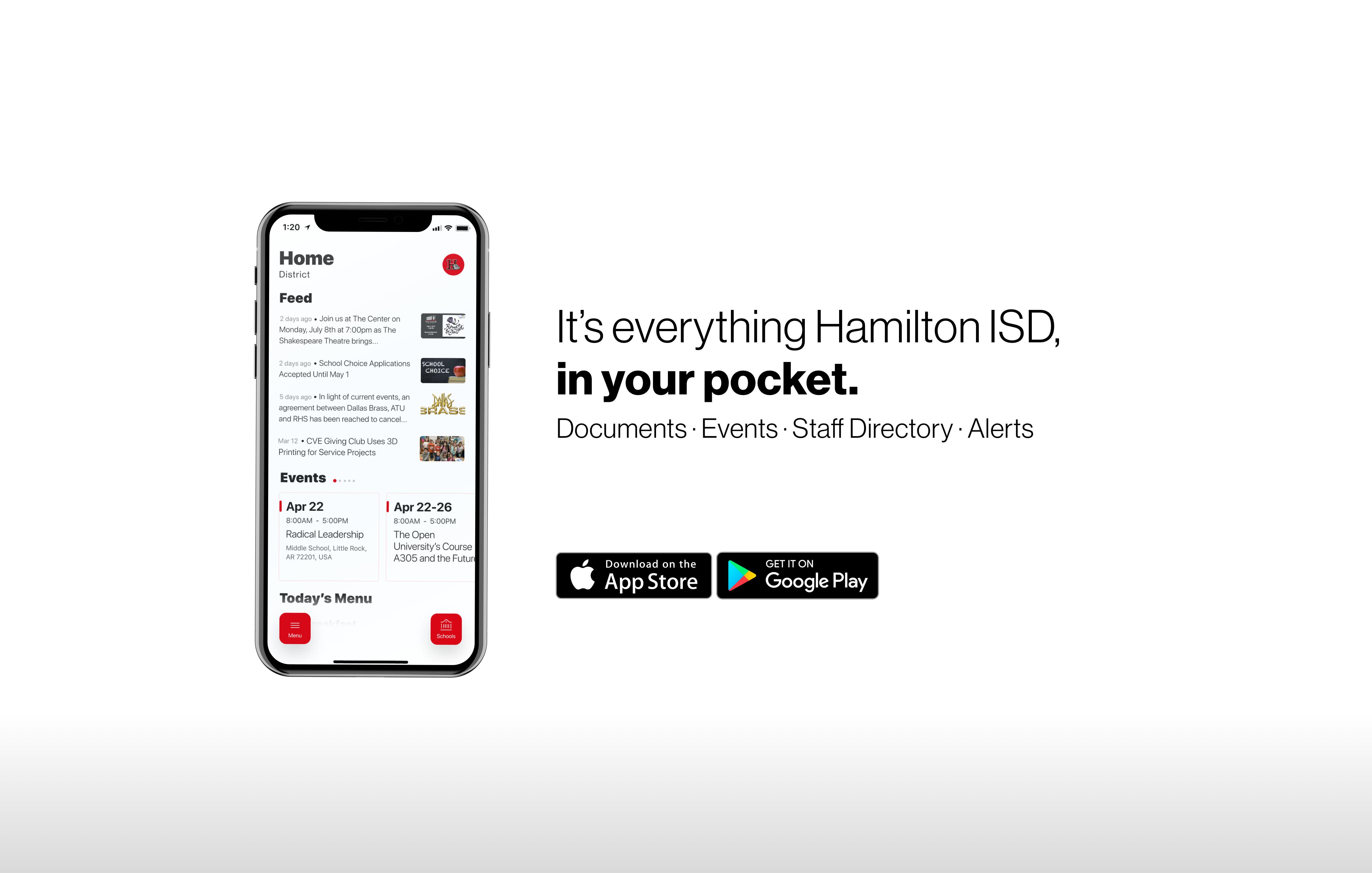 HISD App