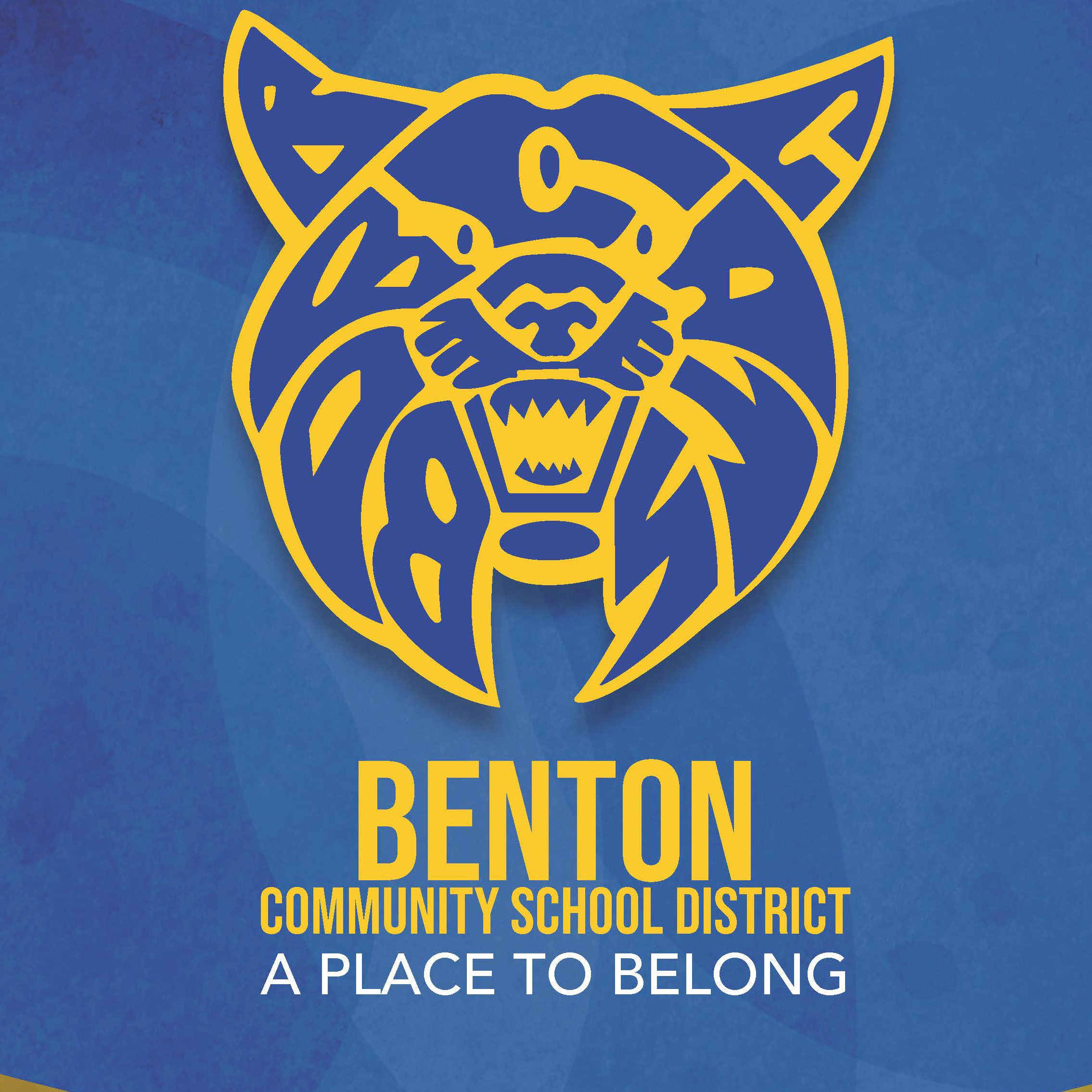Benton booklet outside cover page