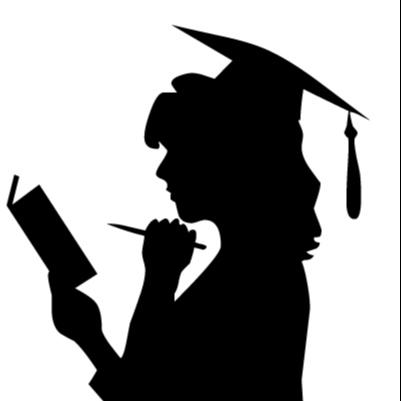 Womens Scholarship Clipart