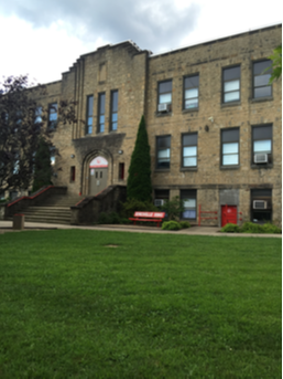 picture of rivesville school