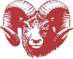 red ram head