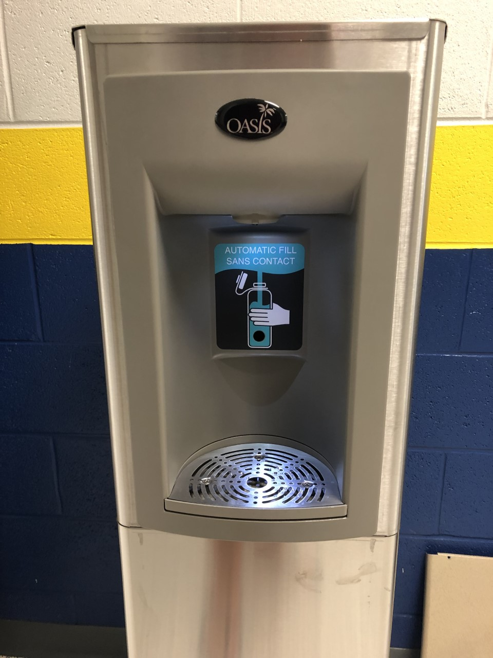 New Water Fountains