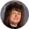 photo of diann wise, secretary at wickes elementary school