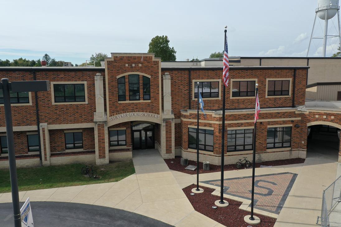 Stryker School Building