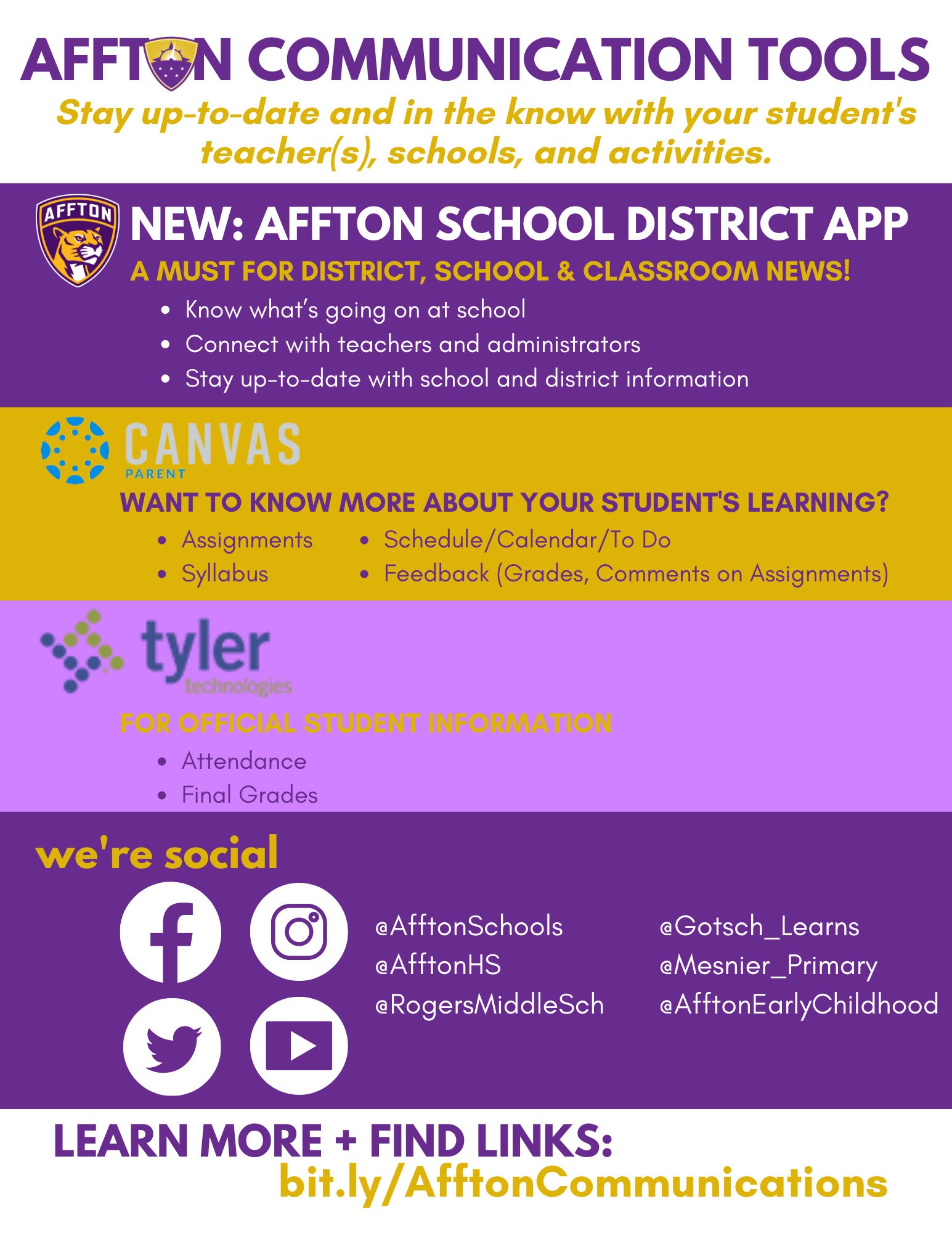 Affton Communication Tools for Families