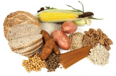 A photo of grain products.