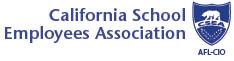 CALIFORNIA SCHOOL EMPLOYEES ASSOCIATION LOGO