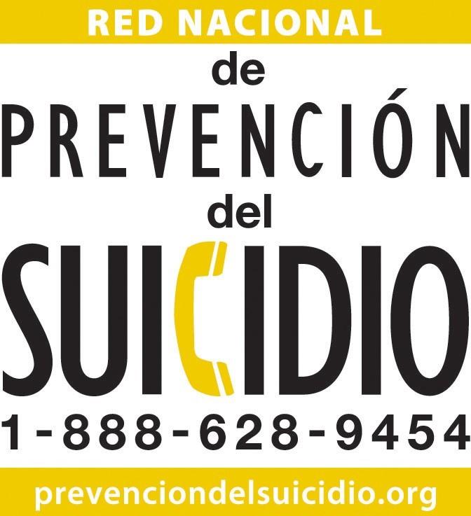 Prevención de suicidio
