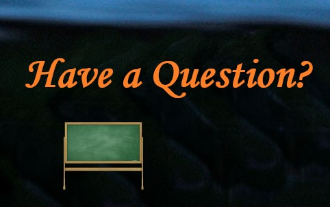 Have a Question?