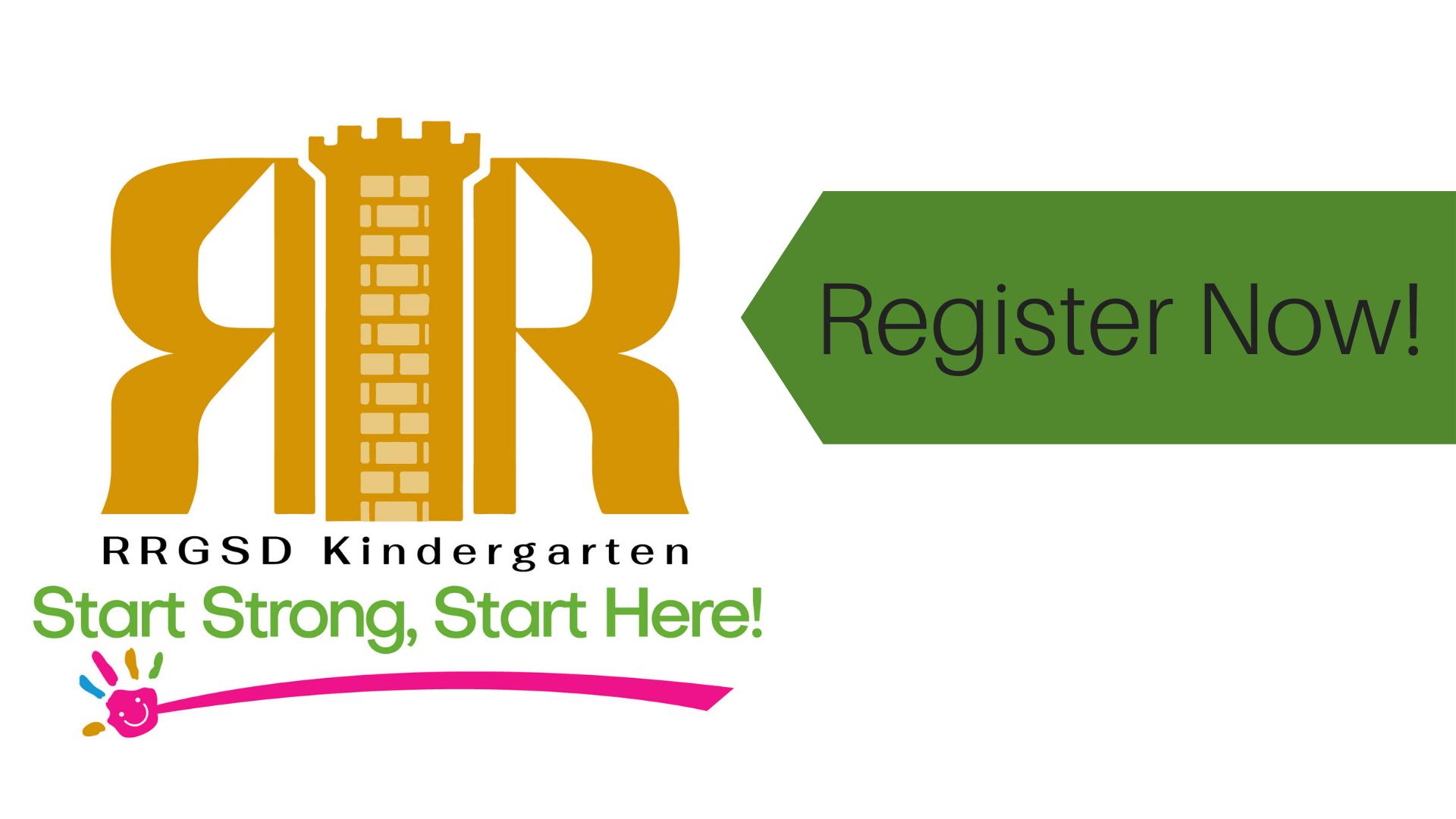 Register Now for Kindergarten