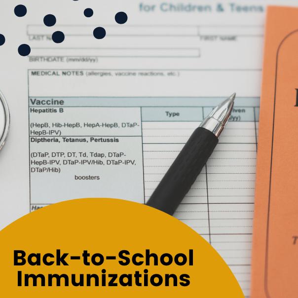 Immunization Reminder