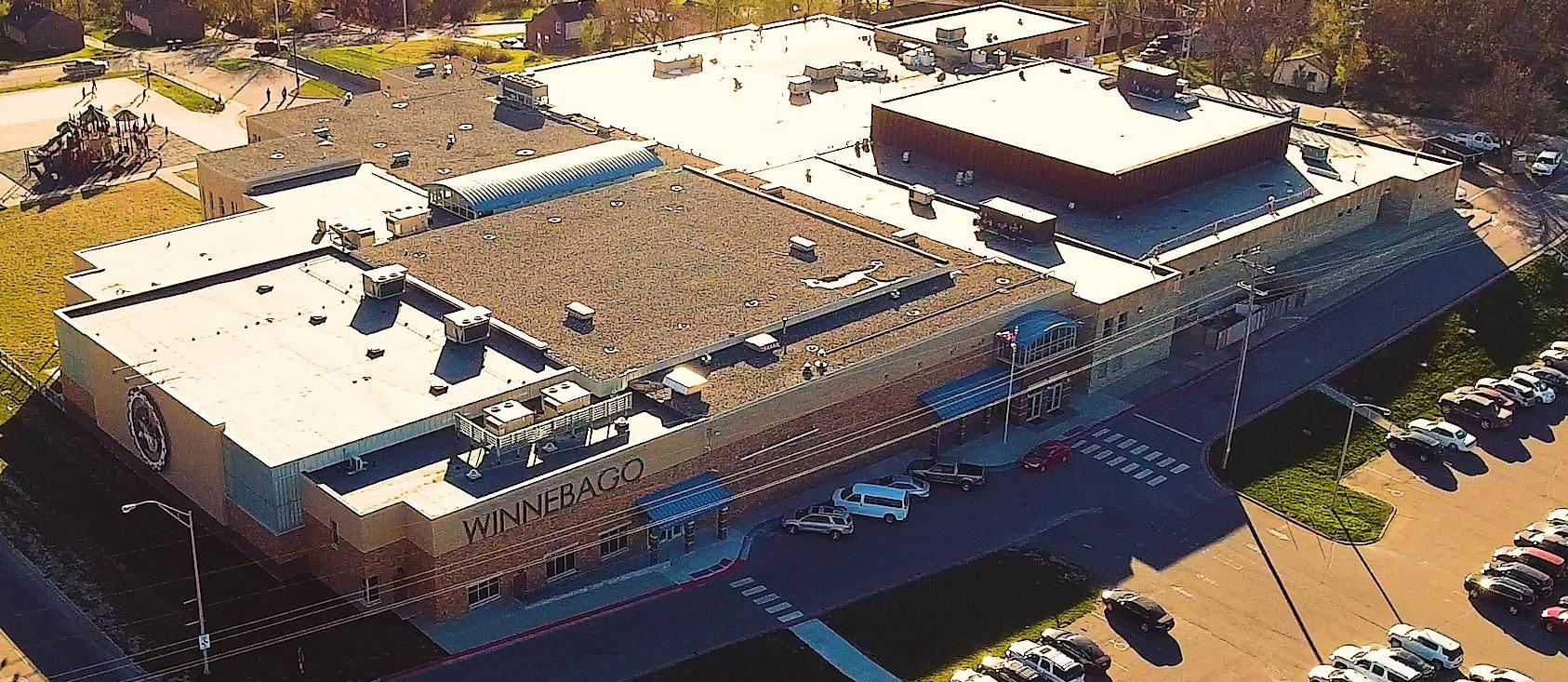 winebago drone picture