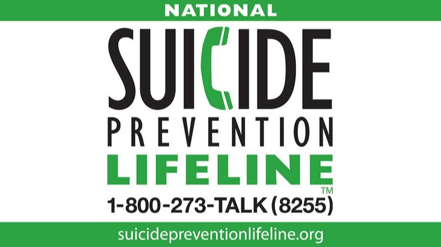 National Suicide Prevention Lifeline website
