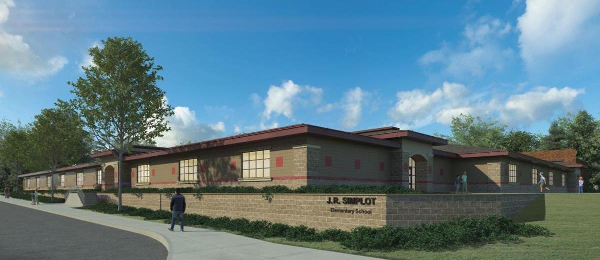 J.R. Simplot building picture