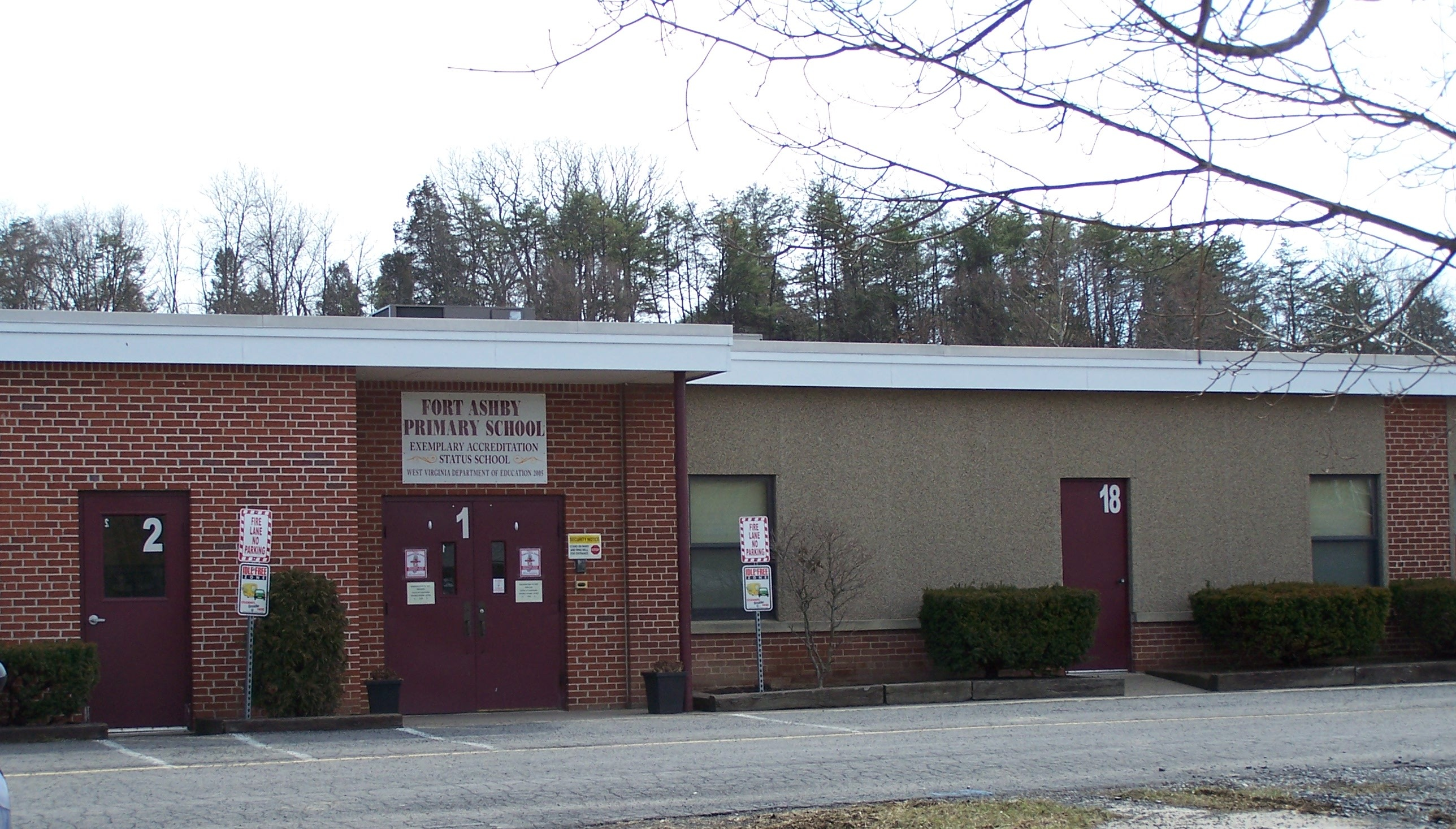 Fort Ashby Primary School