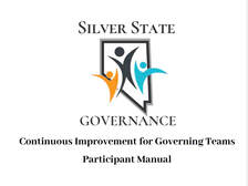 Silver State Governance Participant Manual