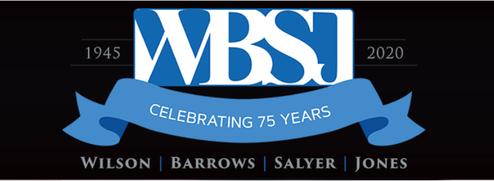 Wilson, Barrows, Salyer, Jones