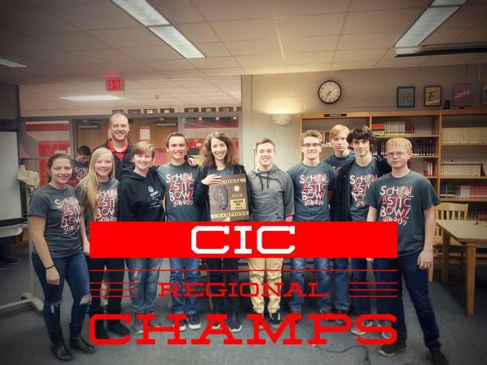 CIC Regional Champions